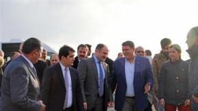 Büyükelçiler Harran'da