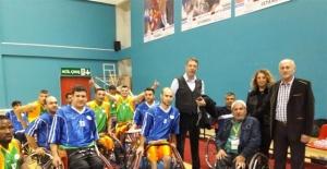 Büyükhatipoğlu Engelli Sporcular