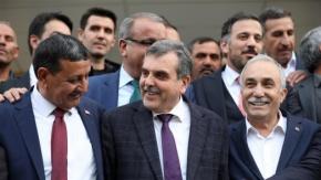 Bakanlar Fakıbaba ve Arslan Harran#039;da