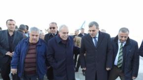 Bakan Fakıbaba Şanlıurfa'da
