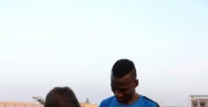 Fildişi Sahilli Futbolcu