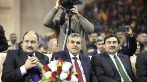AK Parti Siverek İlçe Başkanı İlhan Çelik