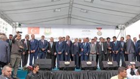 Şanlıurfa İnşaat Fuarı Açılışı 2018