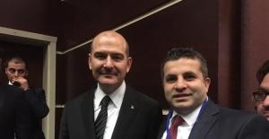 Mahmut Barut Genel Sekreterler Toplantısı
