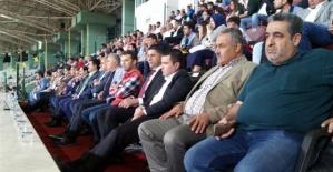 Resmi Erkan Bandırmaspor Maçında Urfaspor'u Yanlız Bırakmadı