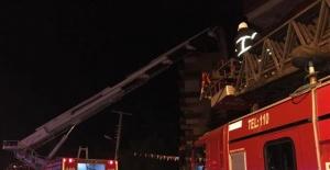 Veysel Karani Mahallesi Yangın
