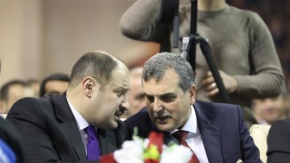 Zeynel Abidin Beyazgül-AK Parti Siverek Kongresi