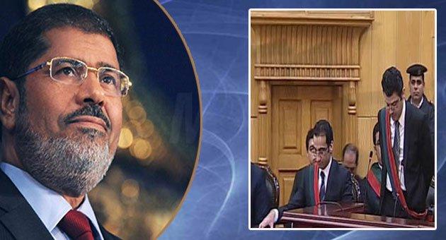 Muhammed Mursi'nin Cezası Belli Oldu