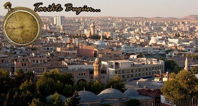 Urfa'ya Şanlı Unvanı Verildi