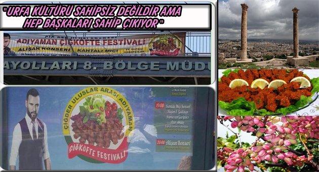 Adıyaman'da Urfa Çiğköftesi Festivali