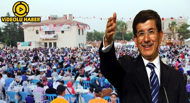 Başbakana 'Halil İbrahim Sofrası' kurulacak
