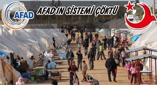 Binlerce Suriyelinin verileri silindi