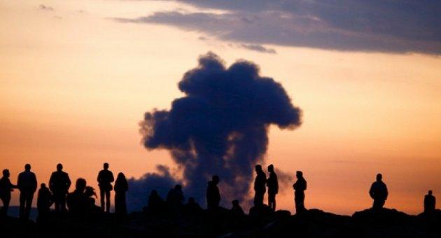 Diyarbakır ve Şırnak'ta Patlama