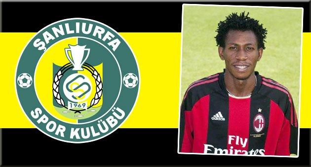 Urfaspor'un transferi Nijerya'da geniş yankı buldu