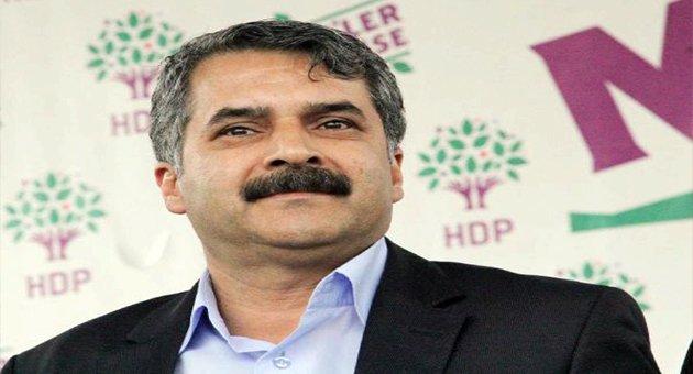 HDP Urfa Milletvekili Hakkında Soruşturma