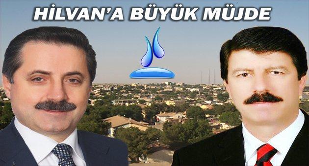 Mehmet Arkan: İçme Suyu Hilvan'a Hayırlı Olsun