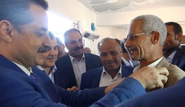 AK Partiye katılımlar devam ediyor