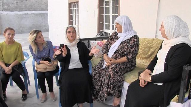 Bayan Arkan, AK Parti ve Vekil adayı eşine destek arayışında