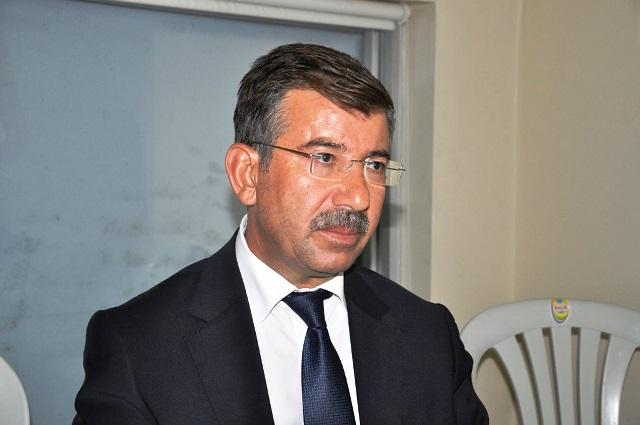 Cevheri Viranşehir'de konuştu