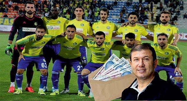 Urfaspor'daki Galibiyet Primi Süper Ligde Bile Yok