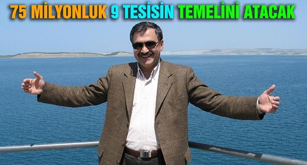 Bakan Eroğlu Şanlıurfa'ya Geliyor