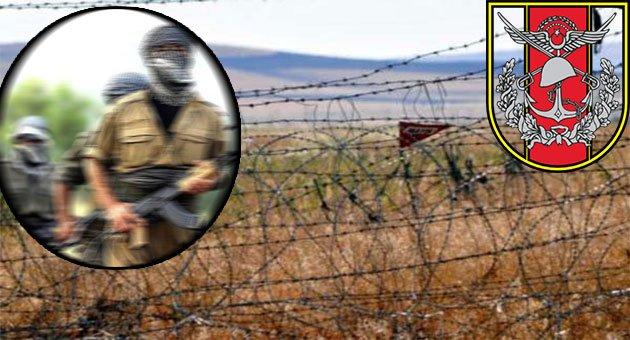 Urfa'da 2 PKK'lı teslim oldu 1'i yakalandı