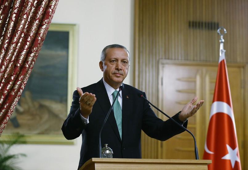 Erdoğan Çin'e Gitti