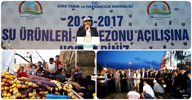 Balıkçılar ''Vira Bismillah'' Dedi