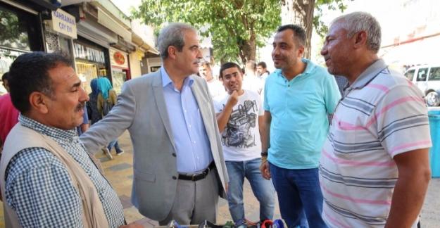Başkan Demirkol Bayram Ziyaretlerini Sürdürüyor