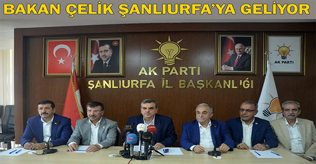 Beyazgül, AK Parti'nin Bayram Programını Açıkladı