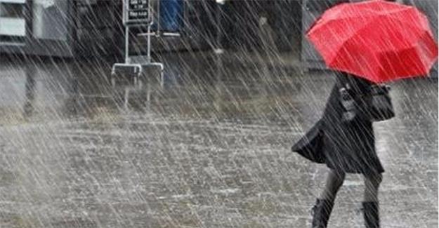 Şanlıurfa'ya sağanak yağış geliyor
