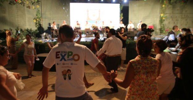 EXPO 2016'da Şanlıurfa Farkı
