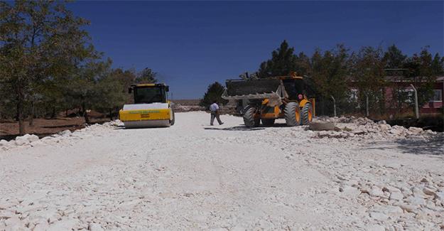 Haliliye Yeni Yapılar Bitmeden Yolları Açıyor