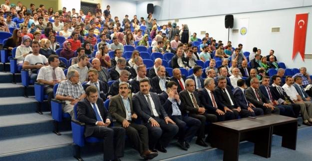 Harran Üniversitesinde Görkemli Açılış