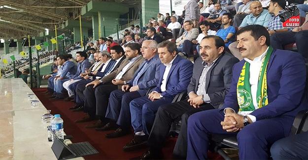 Urfaspor'u Yalnız Bırakmadılar