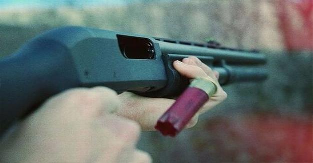 Tüfekle Vurulan Genç Öldü