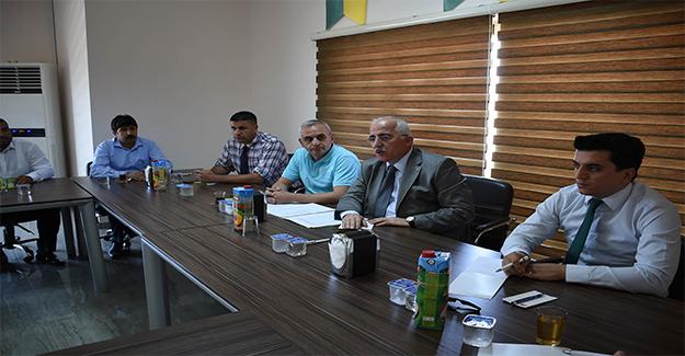 Vali Tuna: Şanlıurfaspor'u Süper Lig'e Çıkarmalıyız