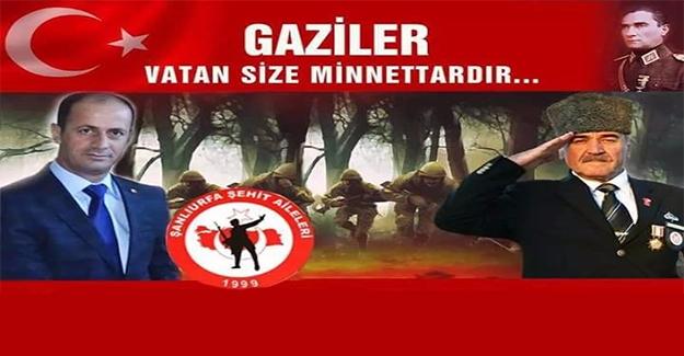 Yavuz Gaziler Gününü Kutladı