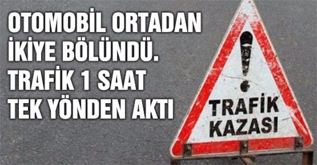 Zincirleme Trafik Kazası: 12 Yaralı