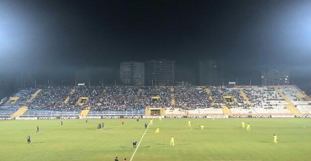 Adanaspor: 0 Şanlıurfaspor: 0