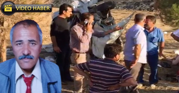 AK Parti İlçe Başkan Yardımcısı Kazada Vefat Etti