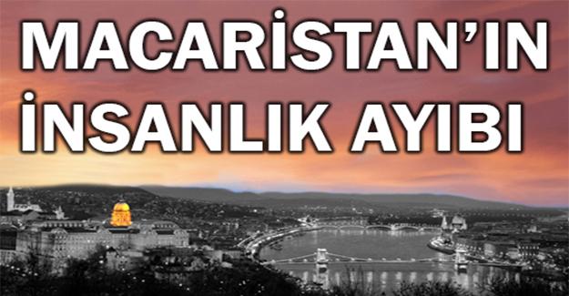 AP'den Macaristan'a Tepki