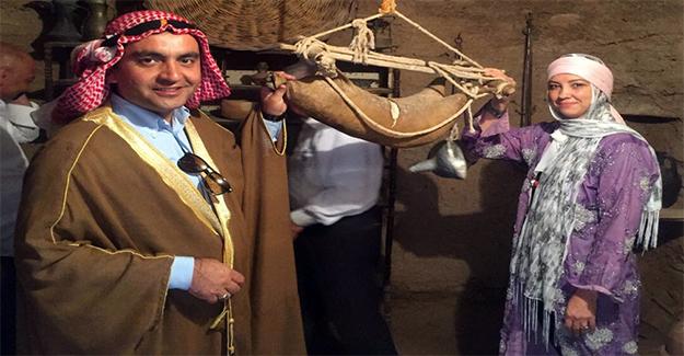 Belediye Başkanları Harran'ı Gezdi