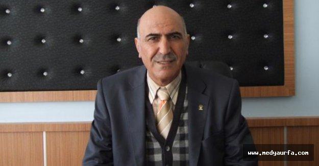 Çermik Belediye Başkanı Vefat Etti