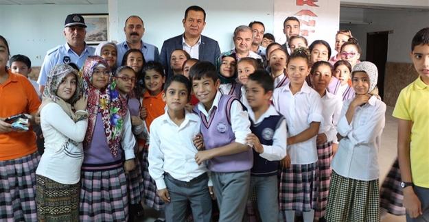 Ceylanpınar'da Okul Kantinleri Denetlendi