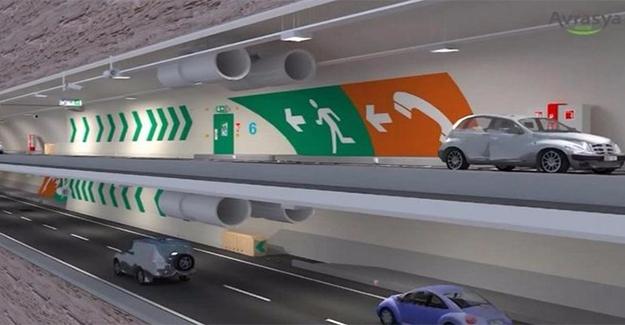 Dünyanın En İyi Tünel Projesi Seçildi