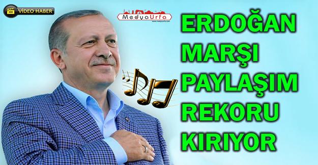 Sinanoğlu, Erdoğan İçin Marş Hazırladı