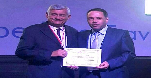 Harran Üniversitesi Ödül Aldı