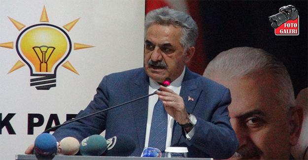 Yazıcı: AK Parti Yerli ve Milli Bir Partidir