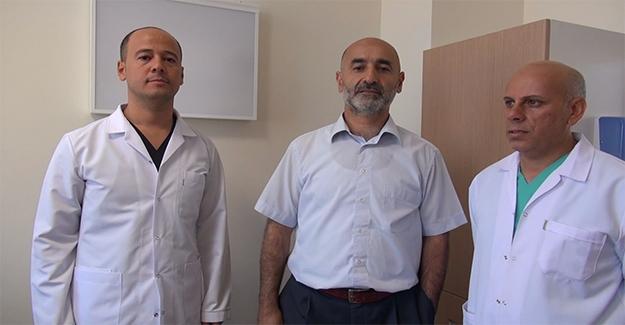 HRÜ'de Çocuk Üroloji Polikliniği Açıldı